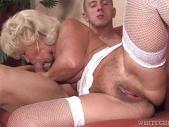 mature bitch playing with younger partner @ i was 18 fifty years ago #11
